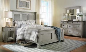 Picture of Stone Harbor Queen Bedroom