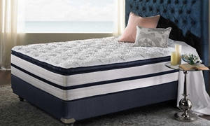 Picture of iTwin: Melodic Plush Pillow Top Mattress