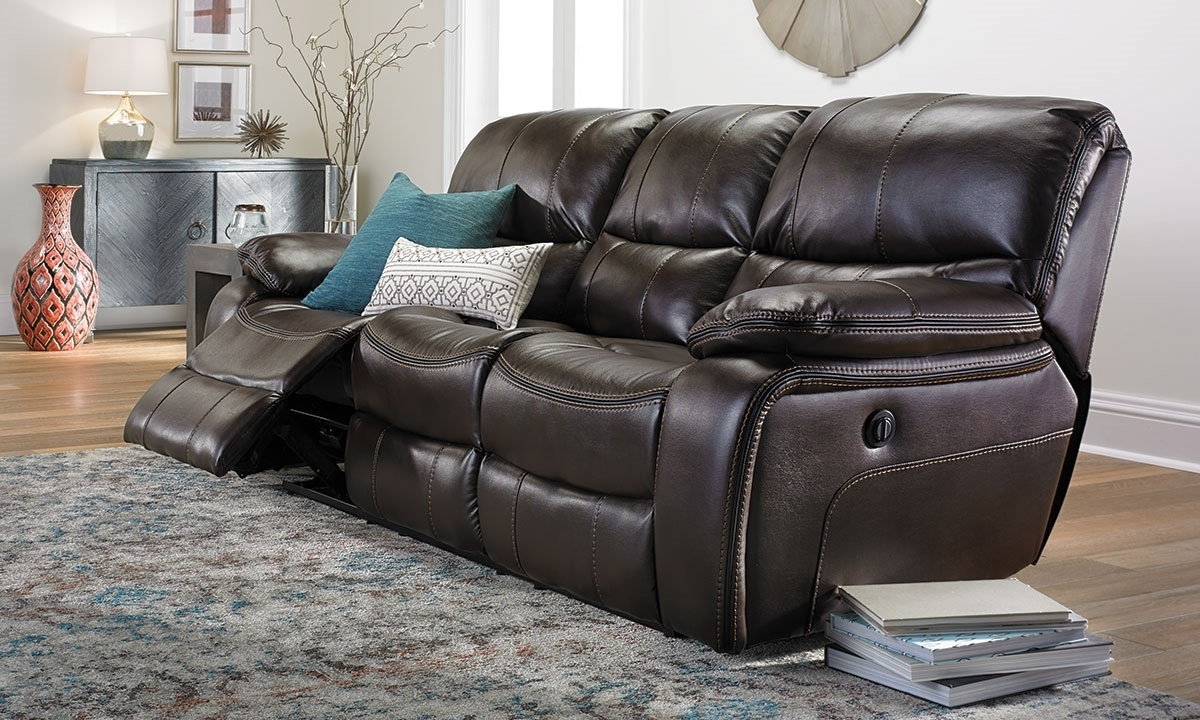 Haynes Furniture Newport Power Reclining Sofa