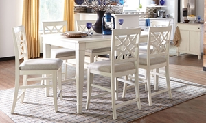 Picture of Trisha Yearwood Southern Kitchen Counter Height Dining Set