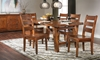 Picture of Tuscany Solid Mahogany Dining Set