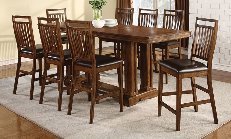 Picture of Artisan Loft Counter Height Dining Set