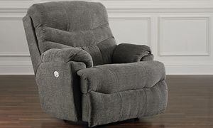 Picture of Everdale Power Rocker Recliner with Power Headrest