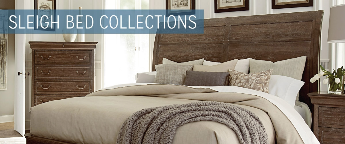Sleigh Bedroom Collections