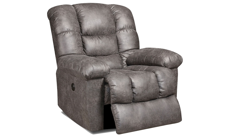 Picture of Sante Fe Rocker Recliner Storm Gray