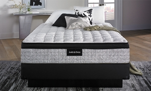 Picture of James & Owen Freedom Euro Top Mattress with Cashmere