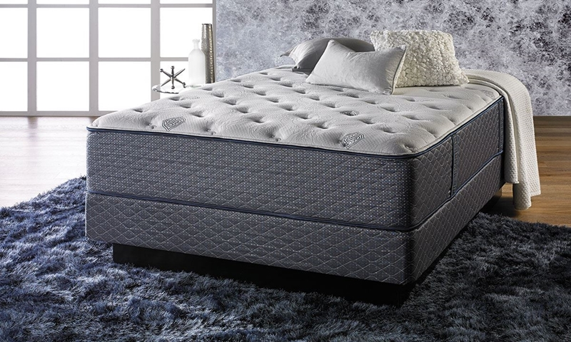 Picture of iTwin Amalfi Firm Queen Mattress with Silver Fibers