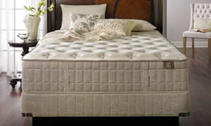 "Picture of Aireloom Almond IV Innerspring 14.5"" Queen Mattress"