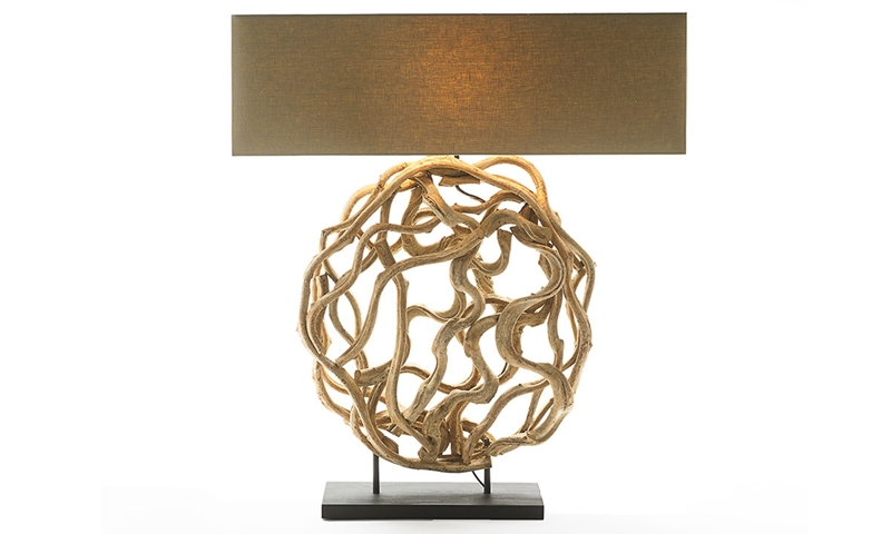 Picture of Tidal Functional Sculpture Table Lamp