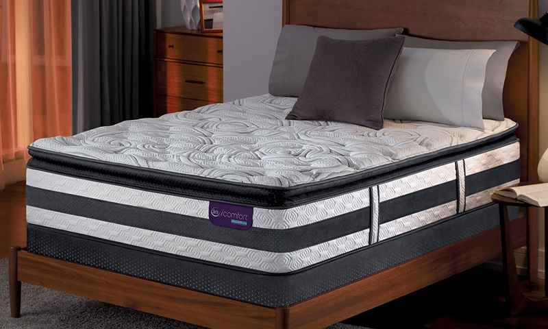 Picture of Serta iComfort Observer Super Pillowtop Hybrid Queen Mattress
