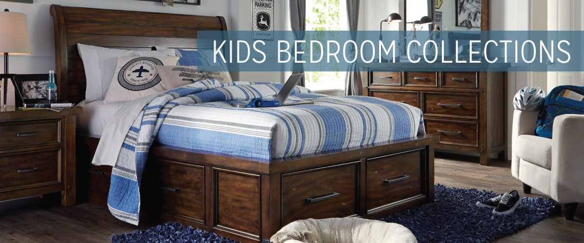 Kid's Bedroom Collections