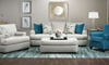 Picture of Klaussner 90-inch Hadley Track Arm Sofa