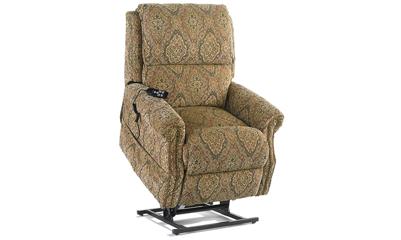 Picture of Persian Power Lift Recliner