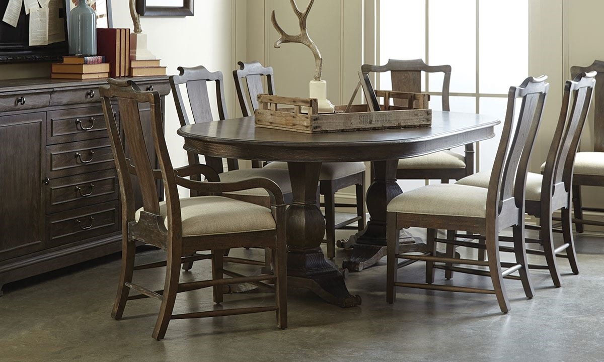Haynes Furniture. A.R.T. St Germain Dining Set