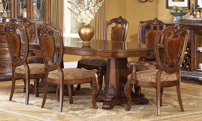 Haynes Furniture A R T Old World Dining Set