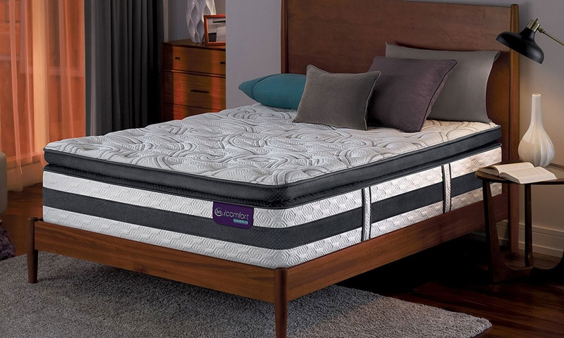 Picture of Serta iComfort Advisor Super Pillow Top Hybrid Queen Mattress
