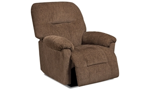Picture of Handmade American Full Leg Chaise Rocker Recliner