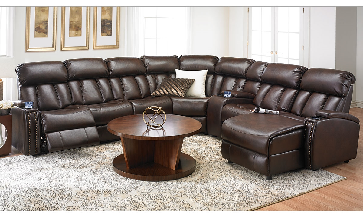 Haynes Furniture Colton Complete Power Reclining Sectional