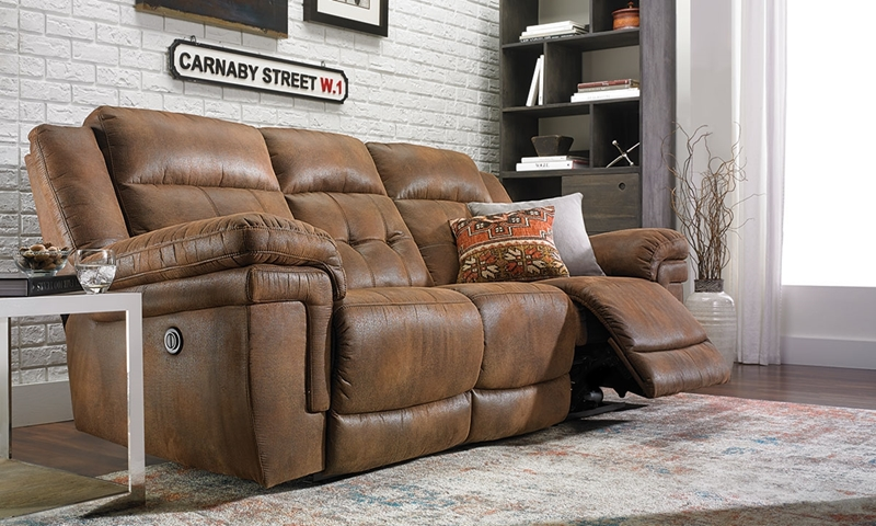 Picture of Georgia Power Reclining Sofa