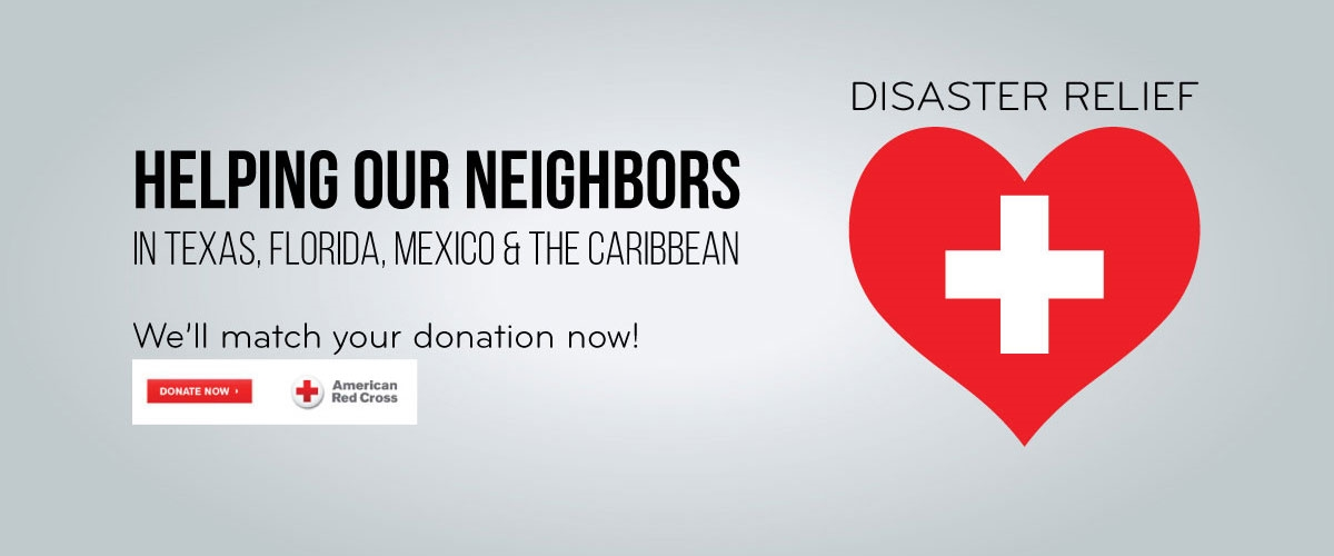 Donate to help people get shelter, food and resources they need to put their lives back together.