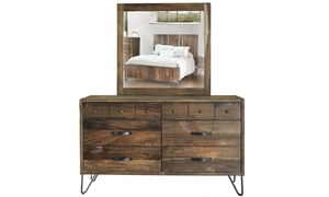 Picture of Palmer Solid Parota Dresser