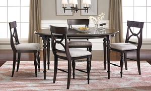 Picture of Carson Round Counter Height Dining Set