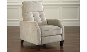 Picture of Contemporary Tufted Pushback Recliner