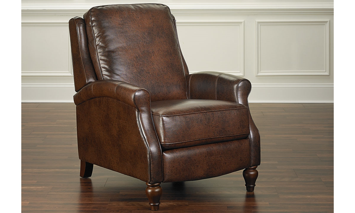 Picture of Contoured Roll Arm Recliner & Contoured Roll Arm Recliner | Haynes Furniture Virginiau0027s ... islam-shia.org