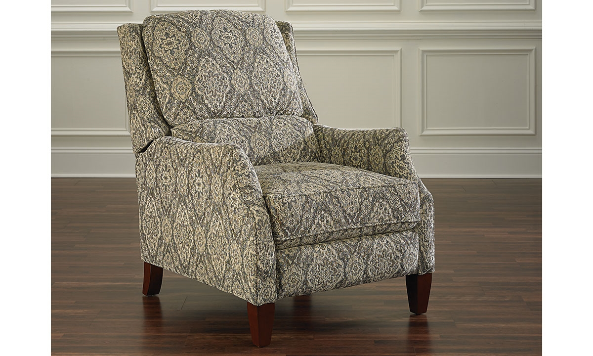 Sandlewood Pushback Reclining Arm Chair Haynes Furniture