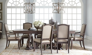Picture of Parliament Acacia Dining Set