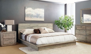 Picture of Cambria Contemporary Queen Platform Bed