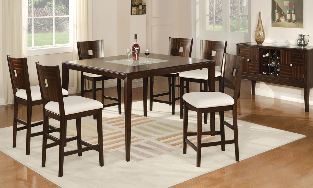 Dining room counter height sets peenmedia