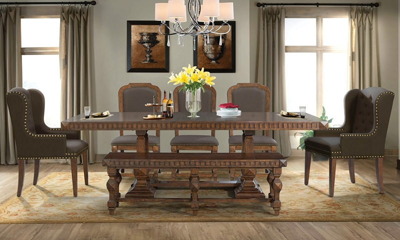 Picture of Hendrix Complete Mansion Dining Set
