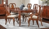 Picture of Evolution Queen Anne 7-Piece Dining Set