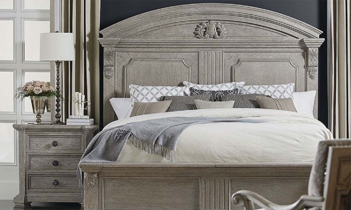 A R T Architectural Salvage 6 Piece Queen Bedroom