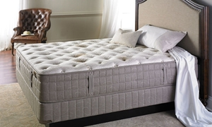 "Picture of Aireloom Willow Plush 14.5"" Queen Mattress"