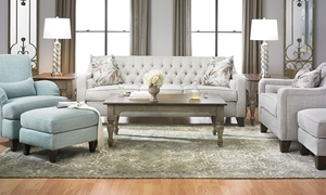 Picture of Flexsteel Sullivan Tufted Sofa