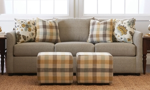 Picture of Trisha Yearwood Atlanta Tapered Flare Arm Sofa