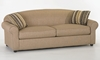 Picture of Klaussner Possibilities Roll Arm Queen Sleeper Sofa