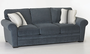 Picture of Orion 91-Inch Roll Arm Queen Sleeper Sofa