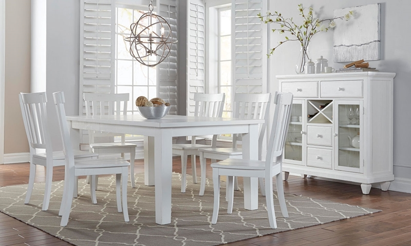Picture of Maddie Reclaimed Pine Dining Set