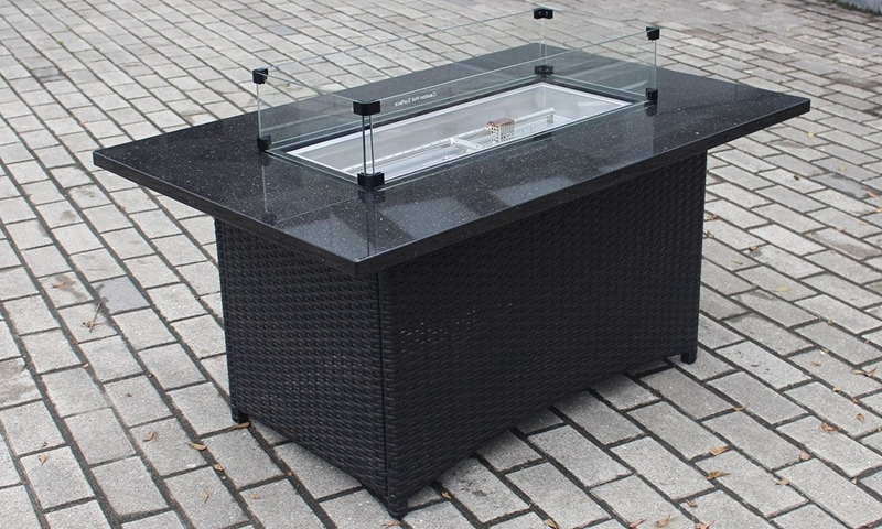 Grand Cayman 50 Inch Fire Pit