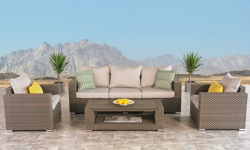 Picture of La Jolla 4-Piece Outdoor Living Room