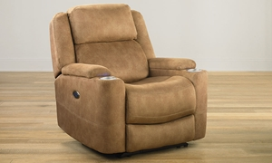 Picture of Power Recliner with USB & Cooling Cup Holders