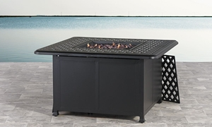 Picture of Santa Teresa 44-Inch Square Fire Pit