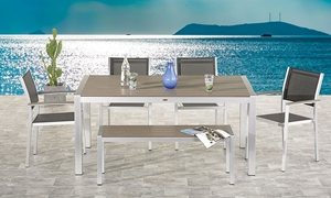 Picture of Honolulu Contemporary 6-Piece Outdoor Dining Set