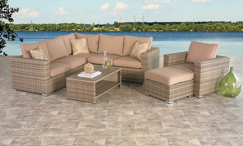 Baja 6-pc Outdoor Living Room