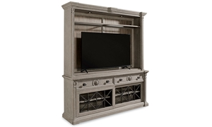 A.R.T. Architectural Salvage Entertainment Center