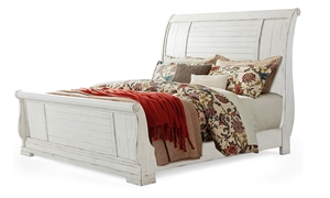 Trisha Yearwood Retreat Queen Sleigh Bed