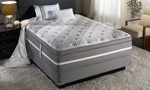 "Picture of iTwin Tori Pillow Top 17"" Queen Mattress"